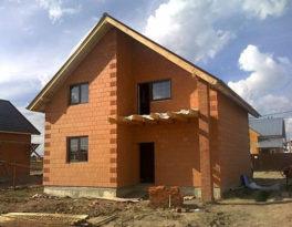 Дома из строительных блоков