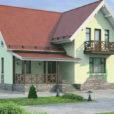 Дом 123 м2 за 1 900 000 рублей