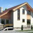 Дом 154 м2 за 2 481 000 рублей