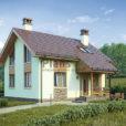 Дом 104 м2 за 1762000 рублей