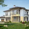 Дом 310м2 за 4.2 млн рублей