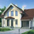 Дом 146,7 м2 за 2084910 рублей
