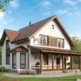 Дом 164,9 м2 за 2234870 рублей